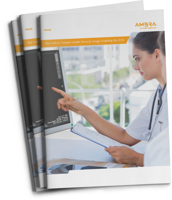 The Holistic Patient Health Record: How to Image Enable the EHR